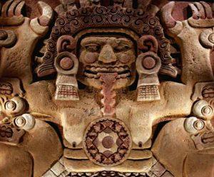 tlaltecuhtli diosa encontrada ciudad de mexico