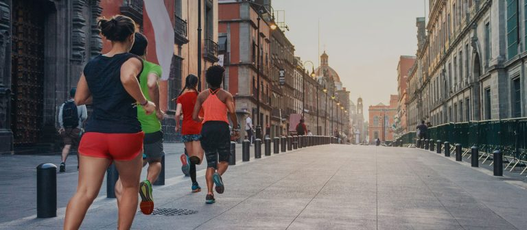 beneficios de correr con Nike+ Run Club