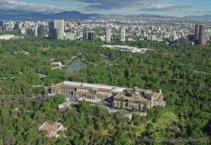 bosque de chapultepec ciudad de mexico