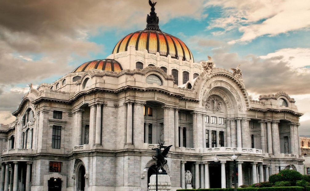 attractions Bellas artes