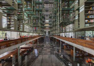 biblioteca jose vasconcelos ciudad de mexico