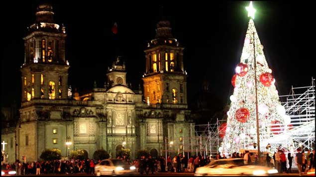 Christmas in the Zocalo