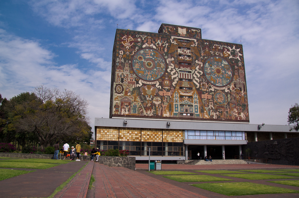 Mexico City Libraries