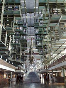 biblioteca jose vasconcelos