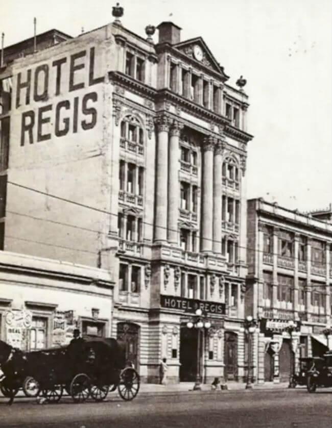el capri hotel regis ciudad de mexico