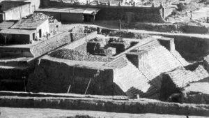 excavaciones tlatelolco