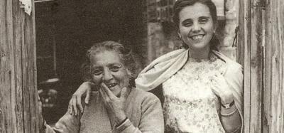 Elena Poniatowska y JosefinaBorquez