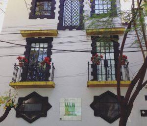 balcones fachadas colonia condesa