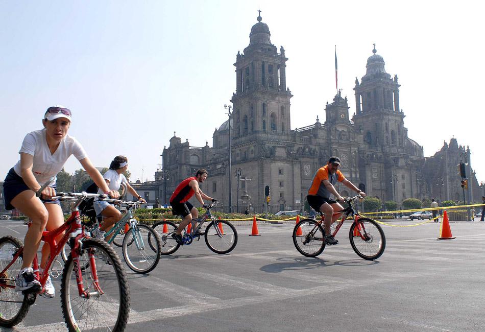 Resultado de imagen para paseos dominicales en bici