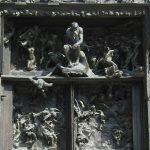 las puertas del infierno rodin ciudad de mexico