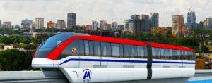 monoriel-aerobus