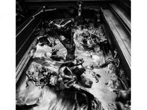 puerta del infierno rodin ciudad de mexico