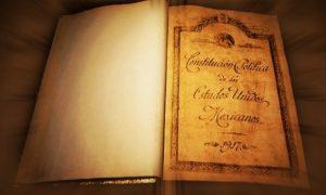 constituciones politicas de mexico