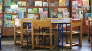 Sala infantil Biblioteca jose vasconcelos mexico
