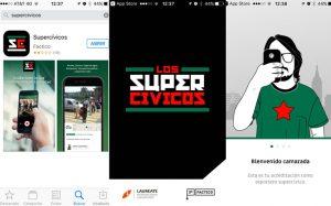 app los supercivicos