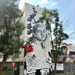 arte urbano cdmx festival constructo fac ciencias politicas unam