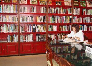 biblioteca gastronomica