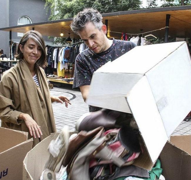 reciclaje de ropa ciudad de mexico