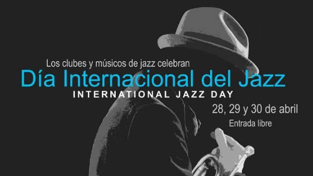 dia internacional del jazz parque hundido