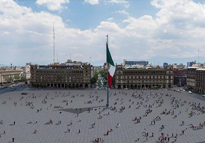 remodelacion zocalo ciudad de mexico