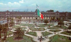 zocalo ciudad de mexico fotos antiguas