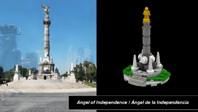 ciudad de mexico lego 2
