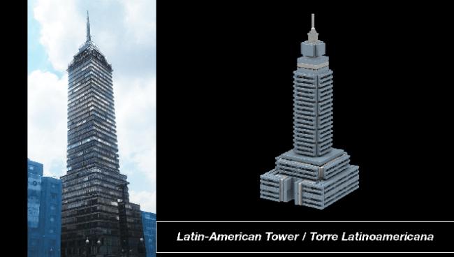 ciudad de mexico lego 7