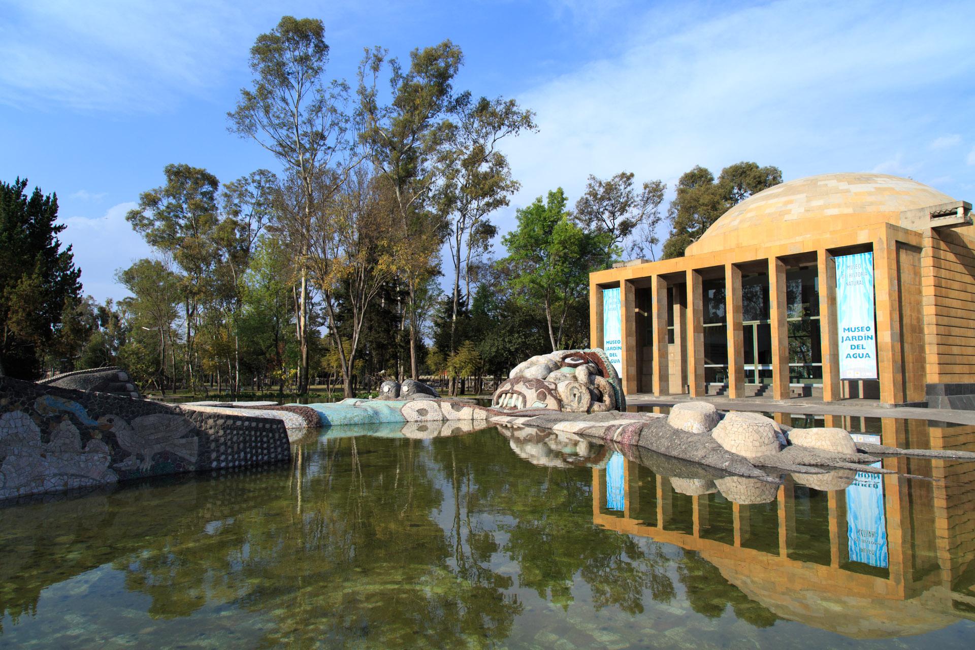 jardin del agua