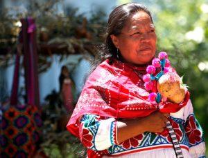 fiesta de las culturas indigenas
