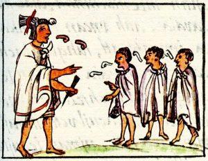 sociedad mexica