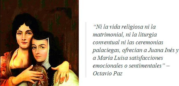 Sobre Los Poemas Que Sor Juana Le Dedicó A La Virreina De La