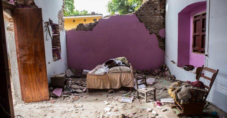 Muebletón, una estupenda manera de ayudar tras el sismo