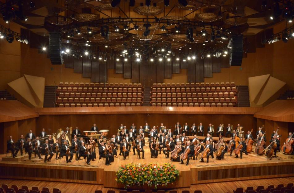 No te puedes perder de los conciertos orquestales que for Sala imperdible