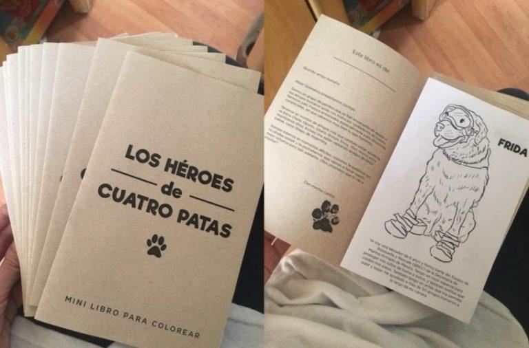 Los héroes de cuatro patas\