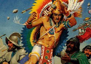 Quién Provocó La Muerte De Moctezuma