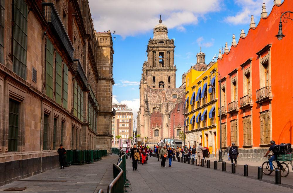 Hoteles En El Centro De La Ciudad De Mexico
