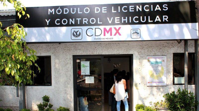 Licencias Manejo 3 Mxcity Guía De La Ciudad De México