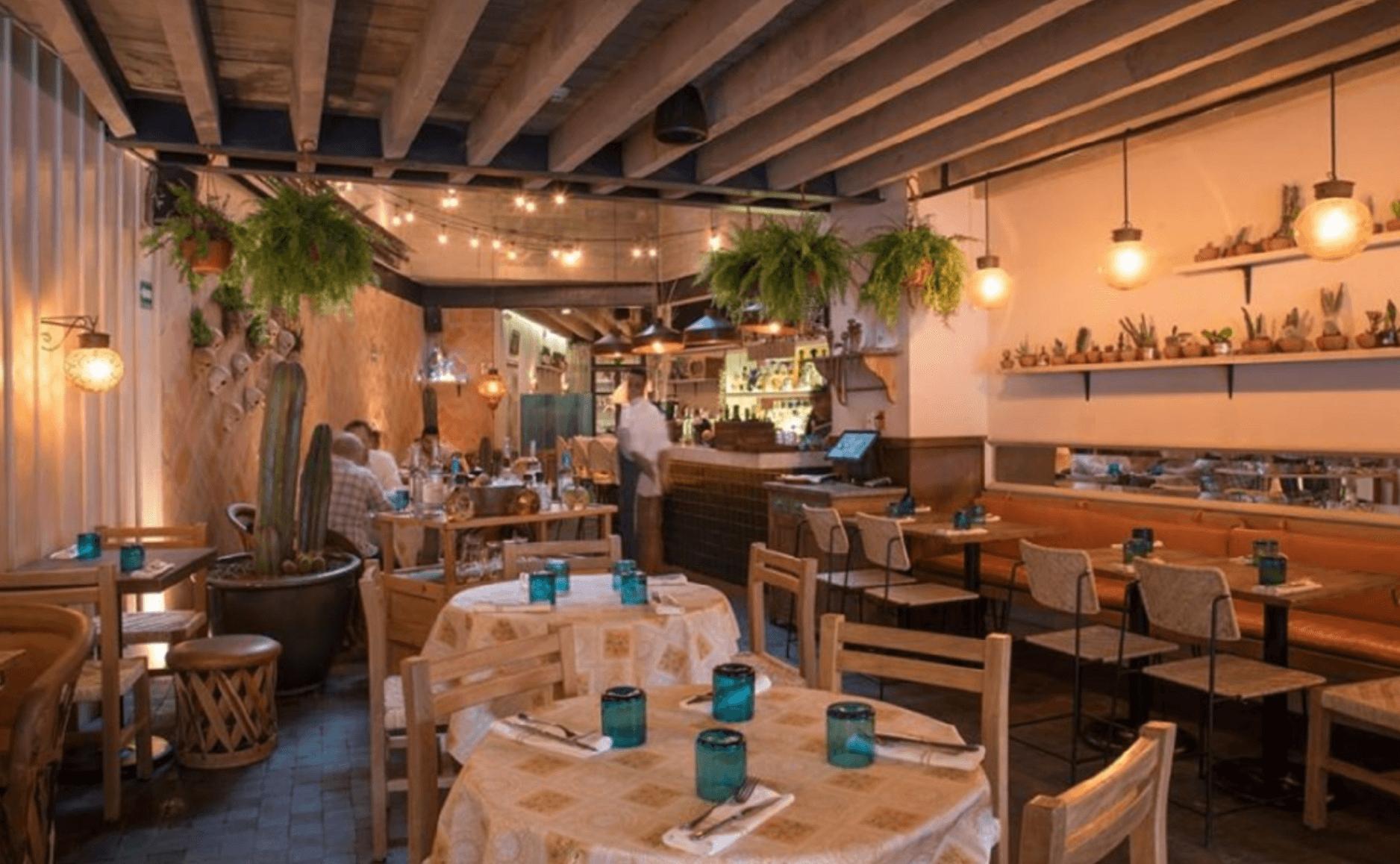 Lugares para comer rico r pido y barato en la colonia roma for Comedor jacinta polanco