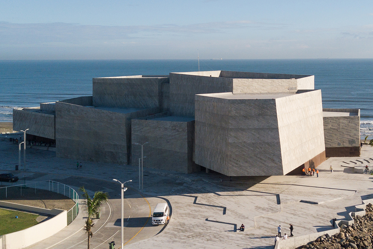 10 incre bles firmas de arquitectura mexicana contempor nea for Arquitectura mexicana contemporanea