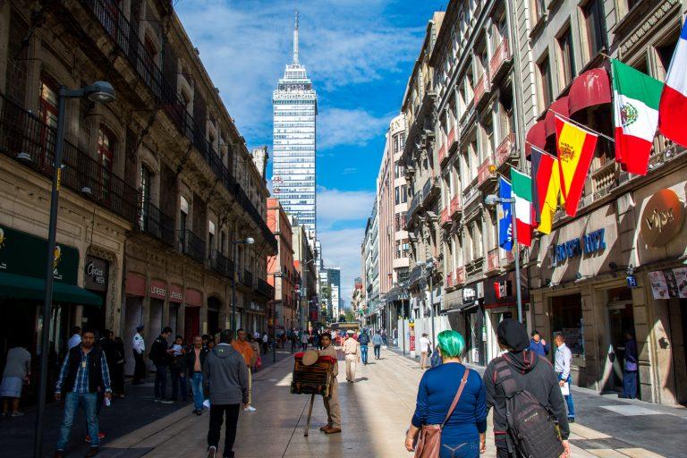 Life in mexico city essay