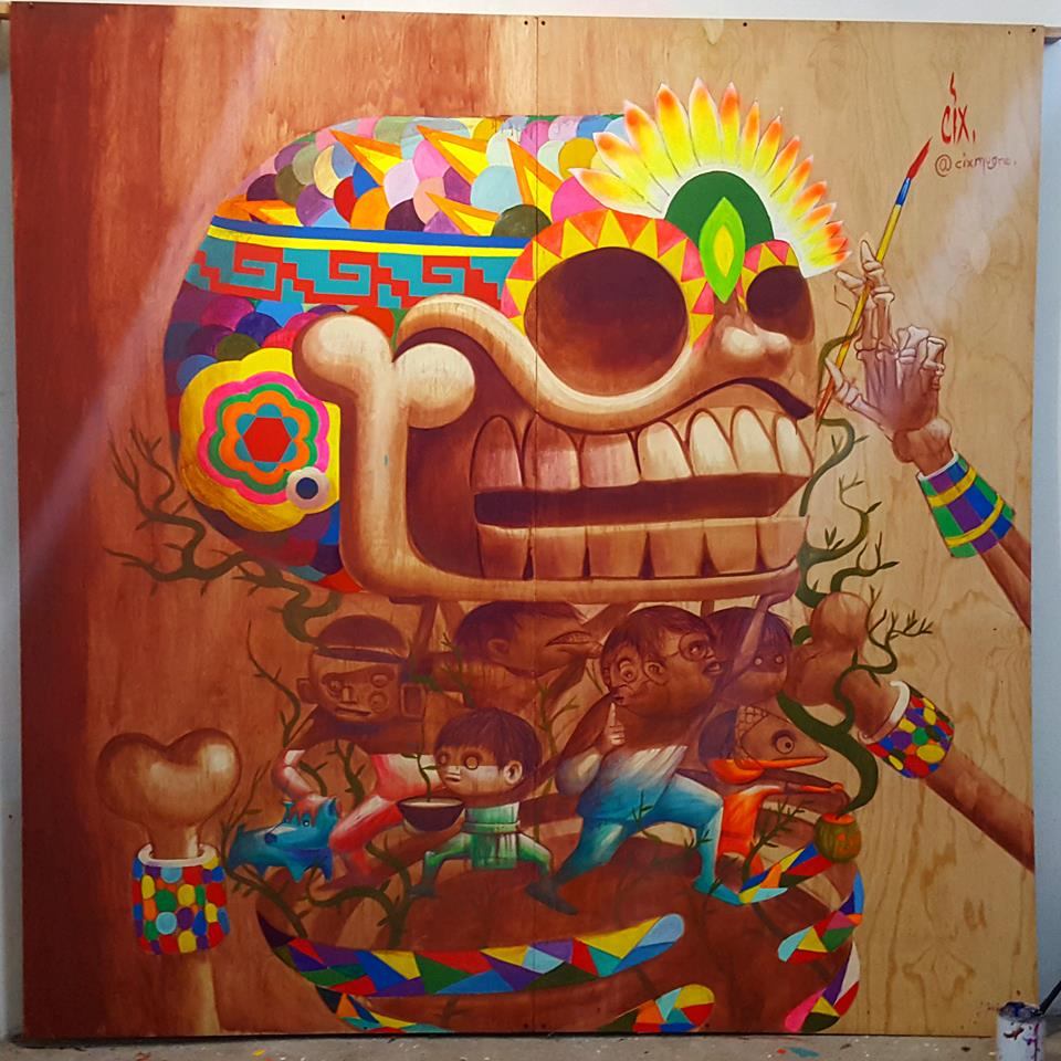 Murales Urbanos Mexicanos