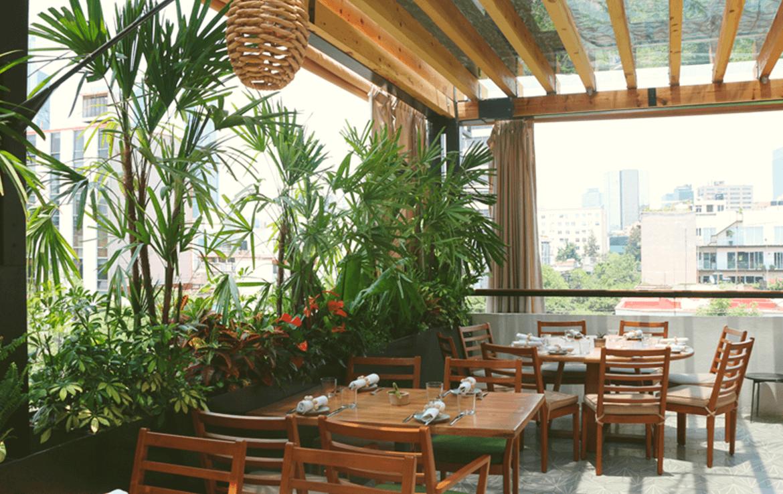 8 Terrazas Para Pasar El Verano En La Ciudad