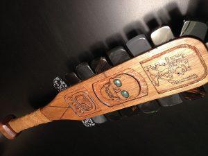 Macuahuitl La Espada Mexica Que Se Utilizo En La Conquista Contra