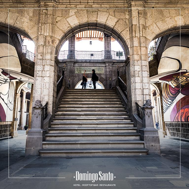 El Hotel Boutique Domingo Santo Ofrece Jazz En Su Increíble