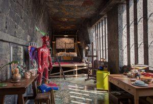 Un sueño mexicano muy surrealista  hospedarse en el Museo Anahuacalli 4448215e83d