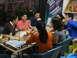 Caravana Gamelab Cdmx 400 Juegos De Mesas Para Aprender