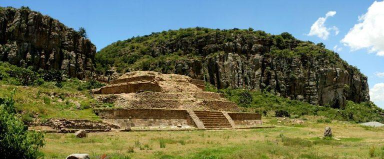 Huapalcalco, la zona arqueológica más antigua de nuestros dioses ocultos