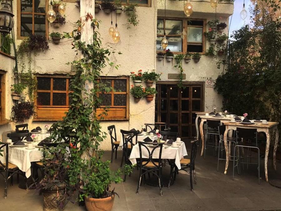 Alessa café, un hermoso espacio para la gastronomía, arte y el jazz