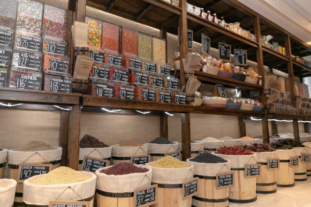5 geniales tiendas a granel en la CDMX para decirle adiós al plástico