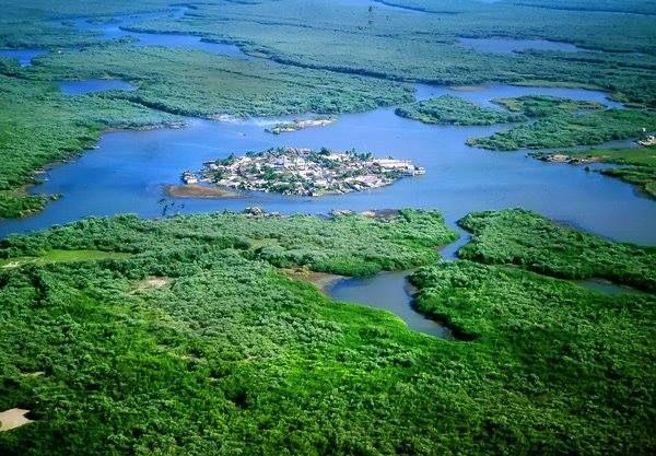 Isla de Mexcaltitán